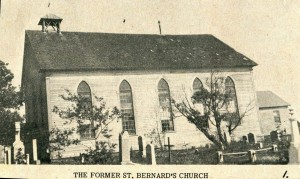 OPC.No.3715.First church at St. Bernard