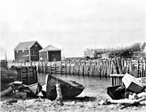 Page.157.Photo.No.31.Meteghan River.July 20.1914.book