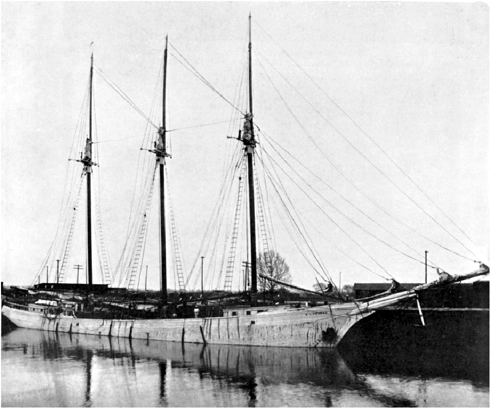 ship-meteghan-e-l-comeau-heavily-laden