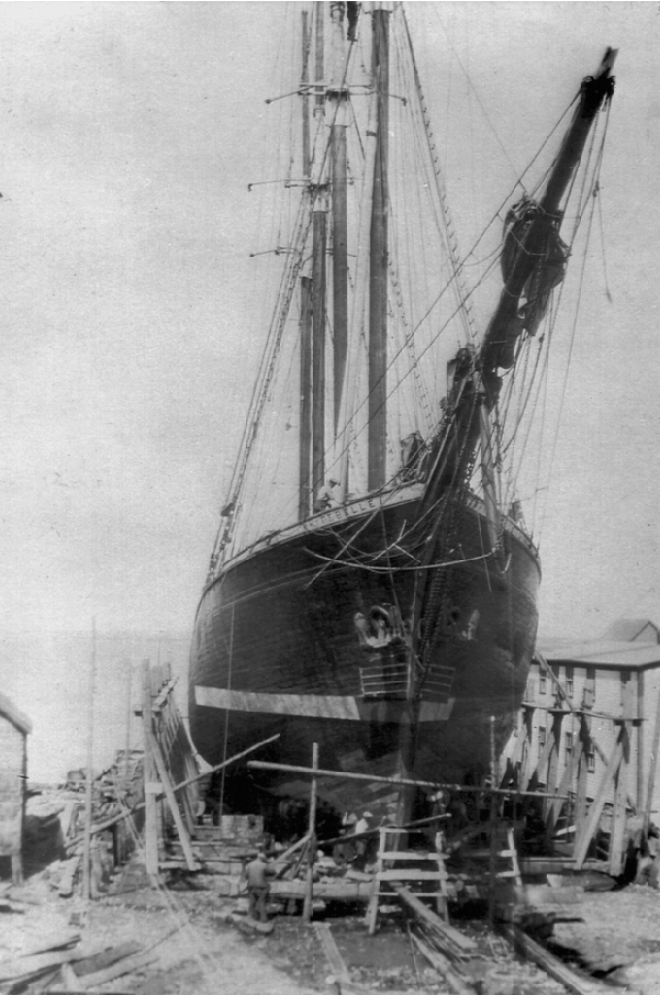 ship-meteghan-whitebelle-bow-repair